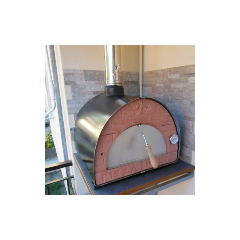Forni a legna per pizza napoletana - Forno per pizza casalingo ...