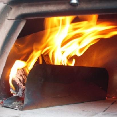 Spartifiamma accessorio incluso nel forno a legna prezzo