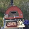 Outdoor gas pizza oven Passione (LPG, propane, butane)