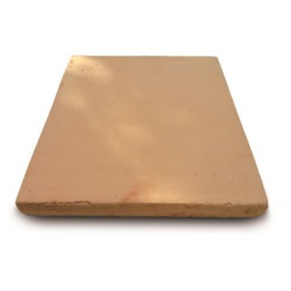 2 mattoni di biscotto per forno a legna per pizza napoletana