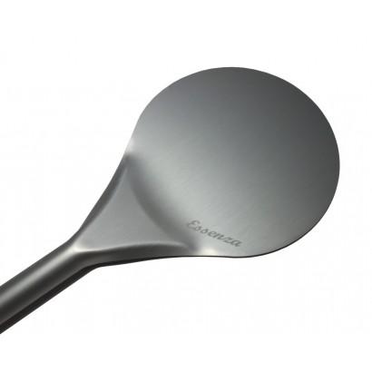 """Round aluminum turning pizza peel 8cm (7"""") lightweight"""