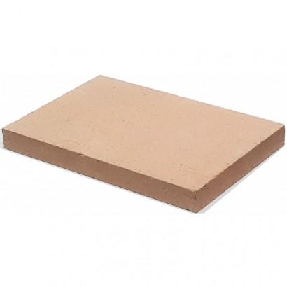Pizzone & 70x70: 8 refractory bricks 30x20x3cm