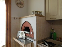 Forno pizza da interno